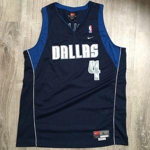 Nike Dallas Mavericks Michael Finley NBA Jersey